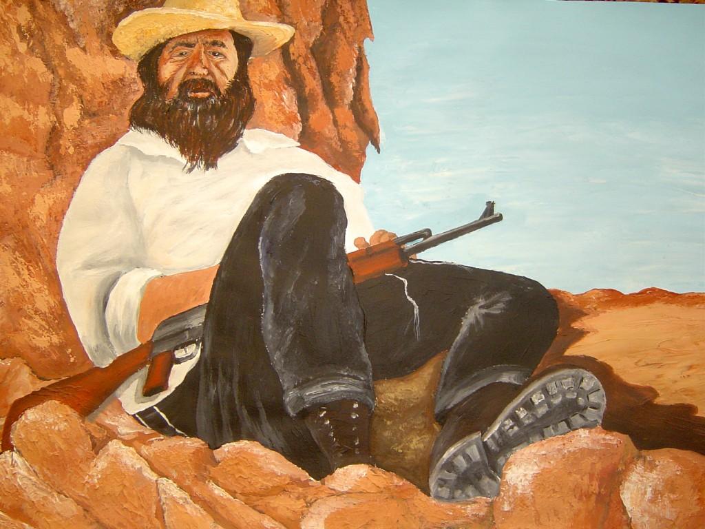 ציורים: לוחם יהודי